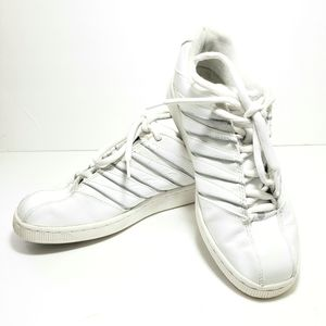 Mens K-Swiss Classic Leather Sneakers Kicks